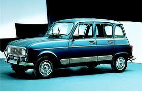 Renault 4 Clan