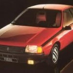 renault fuego rouge