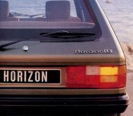 Talbot Horizon LS 1985