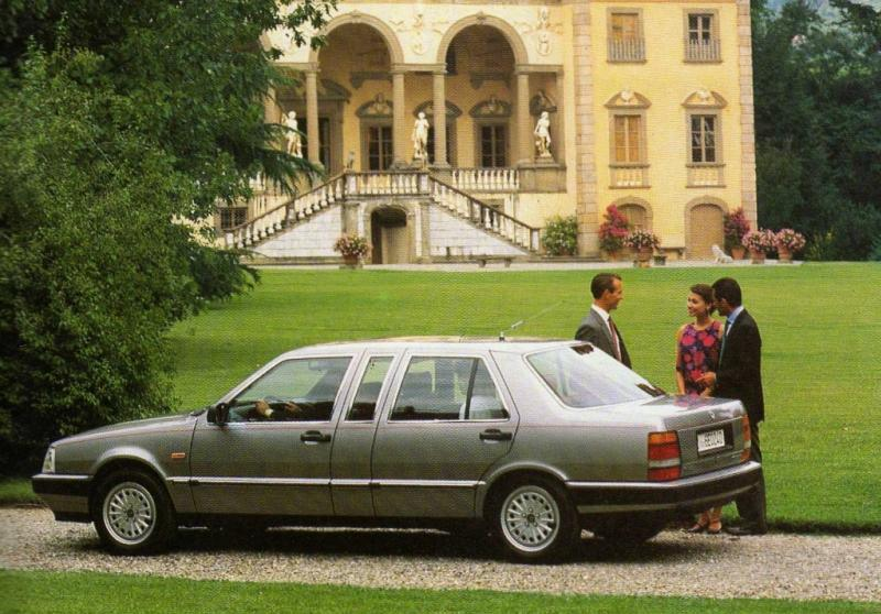 Lancia Thema Limousine