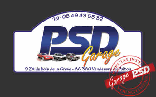 Garage psd voitures youngtimers for Garage volvo poitiers