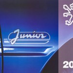 Sigle Peugeot 205 junior