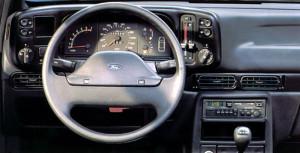intérieur Ford Scorpio
