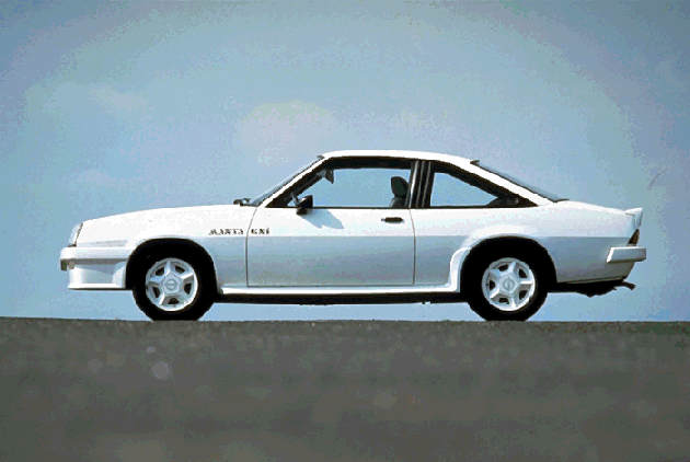 Opel Manta 1L8