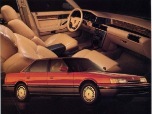 rover 825 sterling 1987