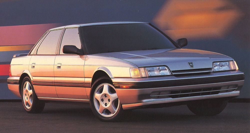 Rover Serie on Acura Legend