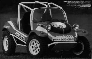 BAB Buggy baboulin