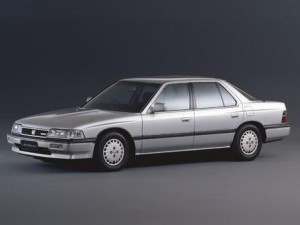 Honda Legend youngtimer V6