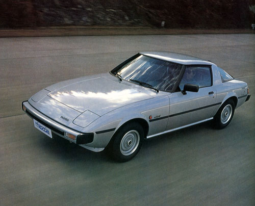 coupé mazda rx7 fb