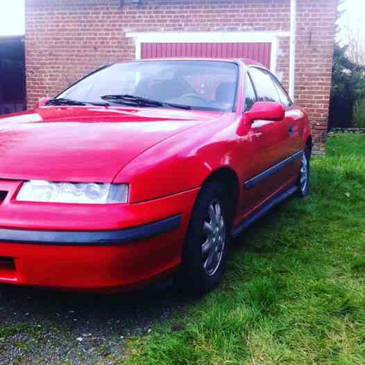 Opel Calibra 1992