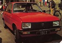 Peugeot 104 Z 1983