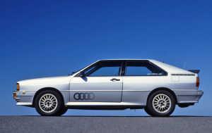 Audi GT Quattro