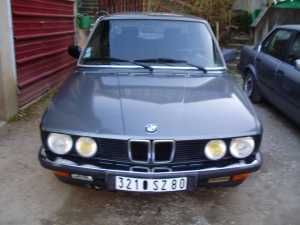 BMW 528i e28 de 1983
