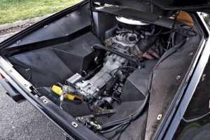 De Tomaso Pantera moteur