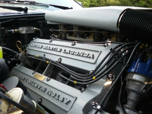 vantage moteur