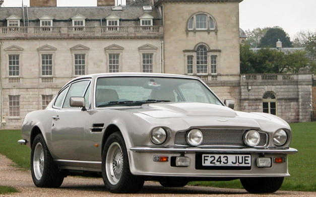 aston martin v8 volante et v8 vantage voitures youngtimers. Black Bedroom Furniture Sets. Home Design Ideas