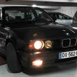BMW 530i de 1989