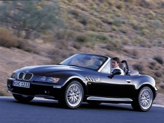 BMW Z3 roadster youngtimer