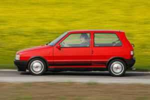 Fiat Uno Turbo i.e série 1