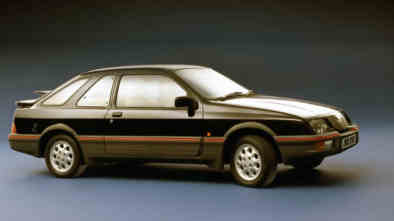 Ford Sierra XR4i youngtimer