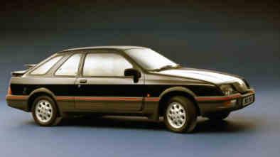 Ford Sierra XR4i youngtimer