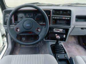 Intérieur Ford Sierra XR4 i