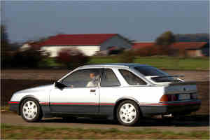 Ford Sierra XR4 i youngtimer