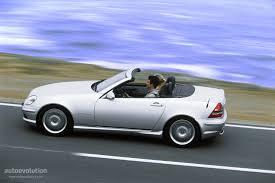 Mercedes SLK phase 1 R170