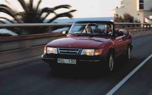 Saab 900 cabriolet turbo