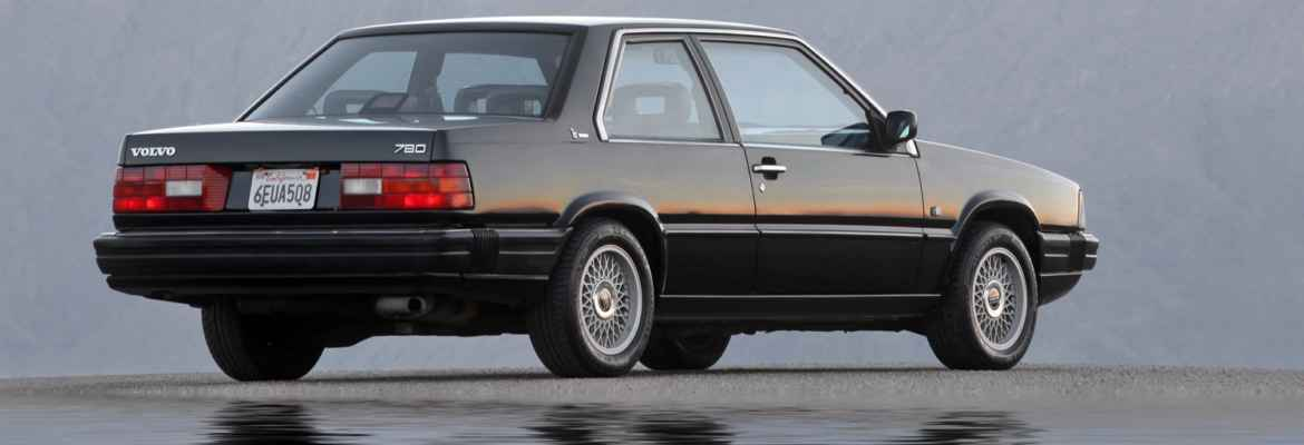 Volvo 780 bertone youngtimer