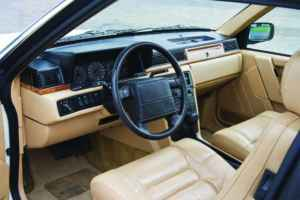 Intérieur Volvo 780