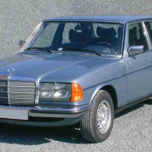 Mercedes 230 E youngtimer