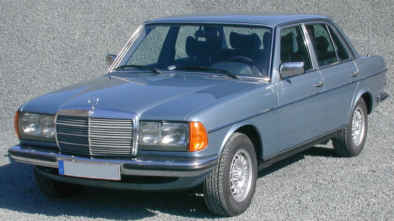 Mercedes 230 E youngtimer