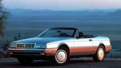 Cadillac Allenté youngtimer