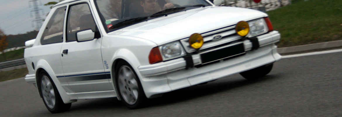 Ford Escort RS Turbo Youngtimer