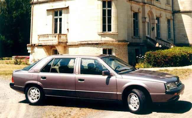 R25 Limousine Heuliez