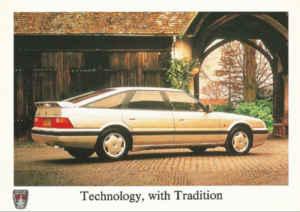 Rover 827 Vitesse