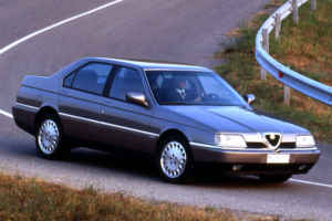 Alfa 164 youngtimer