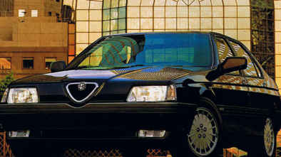 Alfa Romeo 164 Turbo