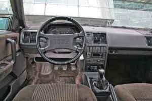 Intérieur Audi 200 turbo Quattro