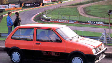 Austin MG Metro Turbo