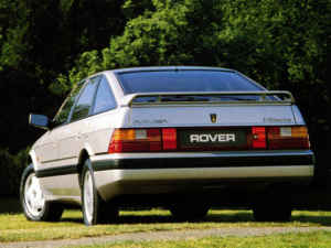 Rover 827 Vitesse youngtimer
