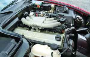 Moteur du BMW Z1