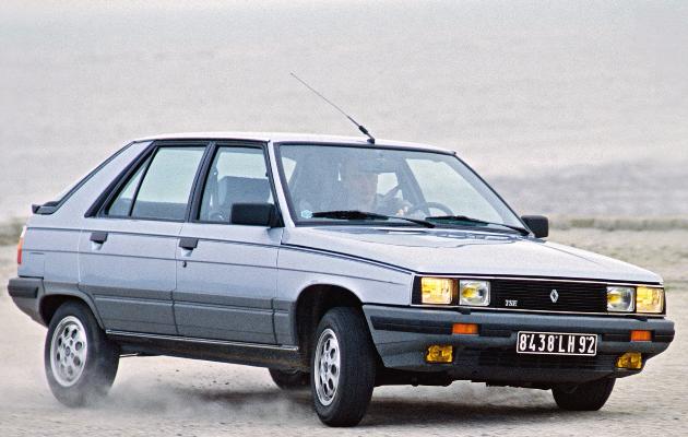 Renault 11 TSE phase 1
