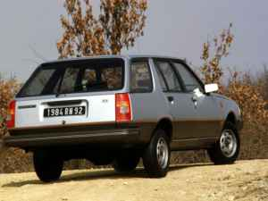 Renault 18 TX break