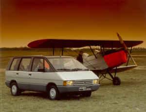 Renault Espace GTS