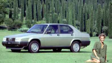 Alfa 90 V6