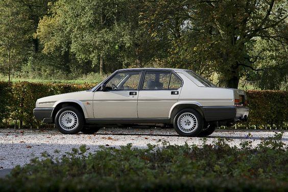Alfa 90 V6 2,5