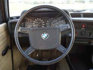 Tableau de bord BMW 315 et BMW 316