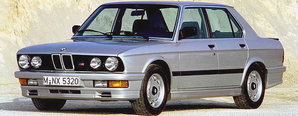 BMW M 535i e28